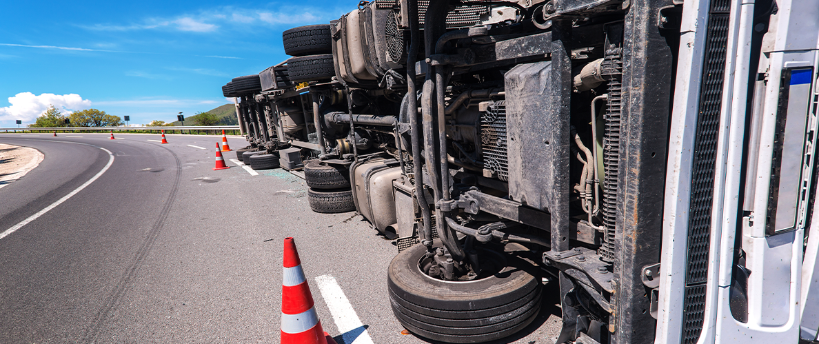 Great trucking advice – when accidents happen – part 2