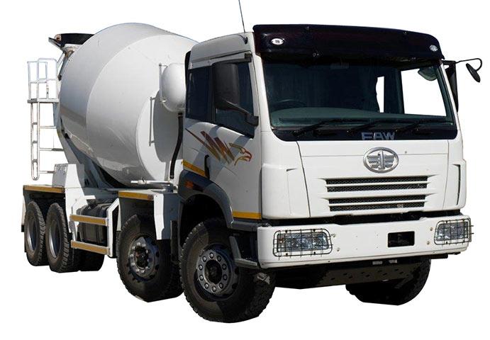 Faw trucks J5N 35.340FC