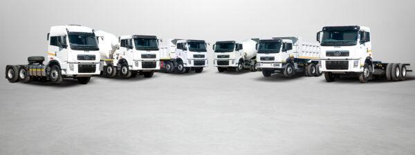 Faw Trucks SA